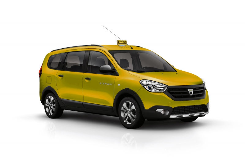 DACİA LODGY STEPWAY 5K