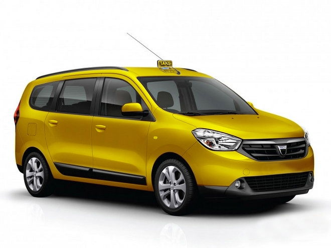 DACİA LODGY STEPWAY 7K