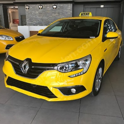 RENAULT MEGANE TOUCH