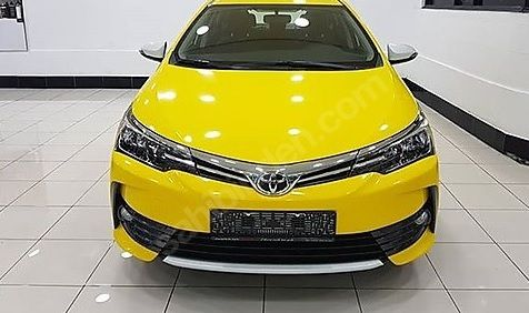 TOYOTA COROLLA TOUCH
