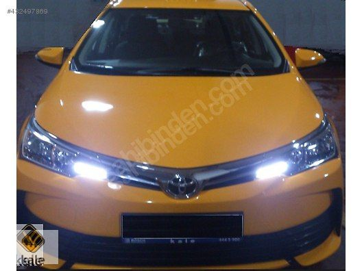 TOYOTA COROLLA TOUCH MM