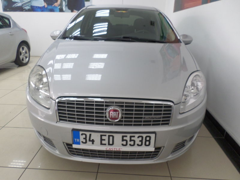 FIAT LINEA GRİ  34PP7595