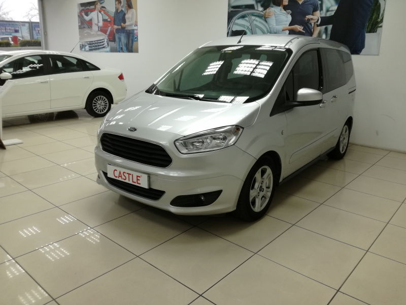 FORD COURİER BEYAZ 34BK7302